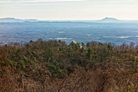 Ridge landscape view3